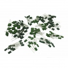 DIY 100V 470pF-100nF kapazitiven Komponenten Pack - Green (20 x 10 PCS)