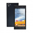 "Q55 Android 4.4.2 Quad-core WCDMA Phone w / 4,7 ""IPS, 4GB ROM, WiFi, GPS, NFC - Black"