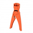 Multi-function Telephone Tool Crimp Pliers for 4/4.6/6 and 8/8 Modular Plug - Orange