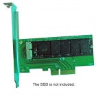 CY SA-144 Express PCI-E to 2013 APPLE MACBOOK PRO / AIR SSD Convert Card for A1493 / A1502 + More