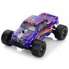 8804A 27MHz 1:16 Scale 3-CH High-speed Off-Road R/C Car - Camouflage Blue