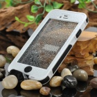 "Multi-Functional Waterproof PC + Silicone Waterproof Case for IPHONE 6 4.7"" - White + Transparent"