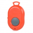 Wireless Bluetooth V4.0 Anti-Lost Alarm & Selfile Camera Remote Shutter for IPHONE / IPAD - Orange