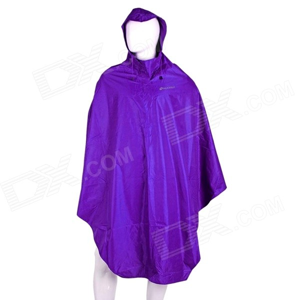 NUCKILY PN01 Thickened Outdoor Bike / Motorcycle Rain Cape Raincoat Rainwear - Purple - DXCycle Clothing<br>Color Purple Size Free Size Model PN01 Quantity 1 Piece Material Composite fiber Gender Unisex Seasons Four Seasons Shoulder Width 42 cm Chest Girth 112 cm Sleeve Length 76 cm Waist 0 cm Total Length 0 cm Suitable for Height 165~185 cm Best Use CyclingMountain CyclingRecreational CyclingRoad CyclingBike commuting &amp; touring Suitable for Adults Type OthersRaincoat Packing List 1 x Raincoat<br>