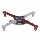 ZnDiy-BRY Replacement 330mm F330 4-Axis PCB Centerin Plate Quadcopter Frame Kit-Red + White