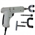 Heacent Medical Therapy Chiropractic Adjustable Instrument / Electric Correction Gun - White