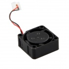 Cooling Fan for Raspberry Pi B+ Aluminum Alloy Case - Black