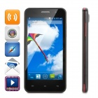 "Atongm H3 Android 4.4 Quad Core 4G Phone w/ 4.5"", 8GB ROM, WiFi, GPS, BT, FM - Black"