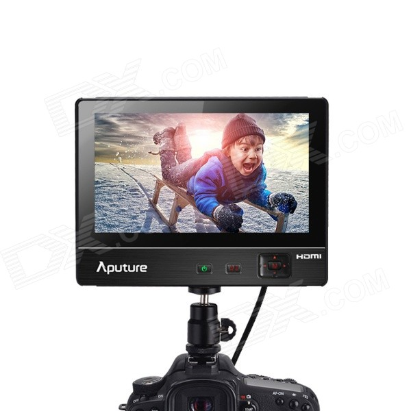 Aputure Aputure vs-2 kit V-Screen 7 LCD Field Adv. Monitor Kit - Black aputure vs 1 7 v screen digital video monitor for dslr cameras eu plug