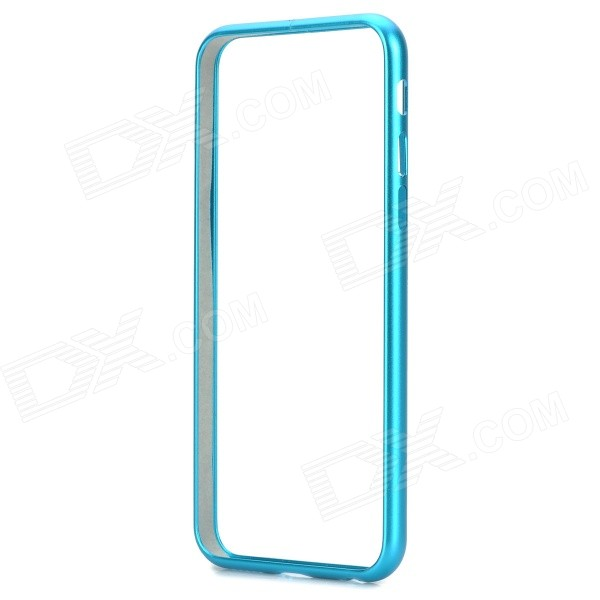 Protective Aluminum Alloy Bumper Frame Case for IPHONE 6 4.7 - Light Blue ultra slim clear phone cases for samsung galaxy s6