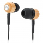 KM92 Noise Isolation In-Ear Earphone (3.5mm Jack/120cm Cable)