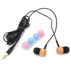 KANEN KM92 Noise Isolation In-Ear Earphone (3.5mm Jack/120cm Cable)