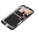 Replacement LCD Touch Screen + Front Frame for Motorola Moto X Phone / XT1060 - Black