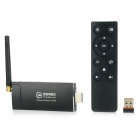 Megafeis A88 Google Android 4.2.2 Quad Core Mini Smart HD Network TV Box Player w/ Wi-Fi - Black
