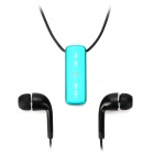 BJB-02 Multi-Function Neckband Bluetooth v3.0 Headset / Self-Timer w/ Microphone - Blue