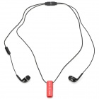 BJB-BT Multi-Function Neckband Bluetooth v3.0 Headset / Self-Timer w/ Microphone - Red + Black