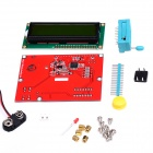 DIY Advanced Meter Tester Kit for Capacitance ESR Inductance Resistor NPN PNP Mosfet M168