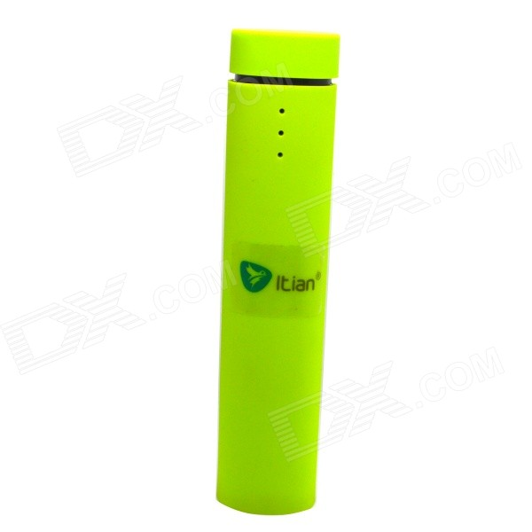 Multi-Functional 3000mAh Li-ion Power Bank w/ Built-in Speaker for IPHONE / Samsung - Green стоимость