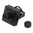 "FPV Mini 1/2.7"" CMOS 1.3MP HD 700 Lines 5.8G / 1.2G / 2.4G Aerial Camcorder - Black"