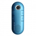 NAT1900 Car Bluetooth V3.0 Hands-free Speakerphone w/ MP3 Player for IPHONE / Samsung & More - Blue