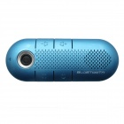 NAT1900 de mãos livres Bluetooth v3.0 Speakerphone w / MP3 Player para o iPhone / Samsung & More - Azul