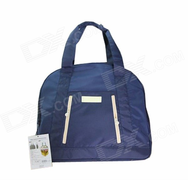 DY-20 Single Shoulder Nylon Bag - Dark Blue (12L) велосипед altair city high 28 19 2015 dark blue