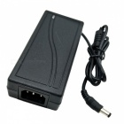 YU0506 30W 5V 6A AC / DC Power Adapter for LED Light Strip / Surveillance Camera - Black (100~240V)