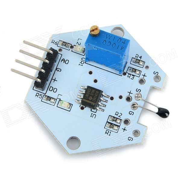 Digital Temperature Test Module for Arduino (DC 3.3~5V)