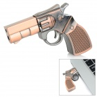 Revolver Pistol Shaped USB 2.0 Flash Drive Disk - Red Copper (8GB)