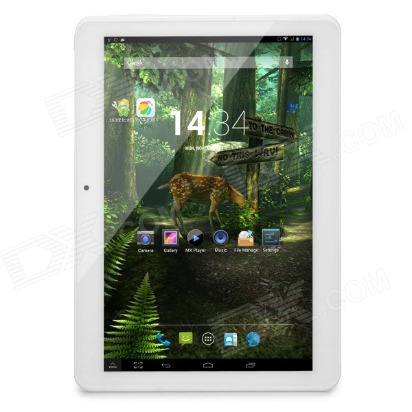 KNC MD1008B 10.1 IPS Android Quad-Core 3G Tablet PC w/ Bluetooth, GPS, Analog TV, 1GB RAM, 8GB ROM nowodvorski подвесной светильник nowodvorski bryce 5680