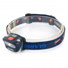 GLAREE L55I 165lm 5-Mode Warm White + Red LED Headlamp - Deep Blue (3 x AAA)