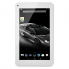 "KNC MD716E 7"" IPS RK3188 Android 4.4 Quad-Core Tablet PC w/ 1GB RAM, 8GB ROM - White"