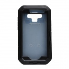 Protective IPX8 Shock-proof Full Body Case w/ Bicycle Mount Holder for Samsung Galaxy S4 / S3