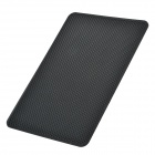 Rubber Non-Slip Anti-Slip Mat Pad for Car - Black