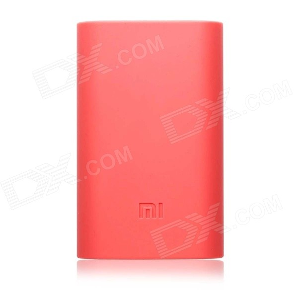 Protective Case for Xiaomi 5200mAh Power Bank - Pink
