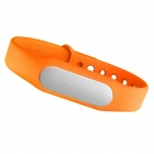 Replacement TPU Wrist Band for Xiaomi Smart Bracelet - Orange