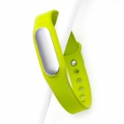 Replacement TPU Wrist Band for Xiaomi Smart Bracelet - Green