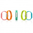 Replacement TPU Wrist Band for Xiaomi Smart Bracelet - Cyan