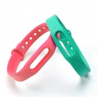 Replacement TPU Wrist Band for Xiaomi Smart Bracelet - Pink