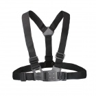 XDAI-001 Adjustable Chest Mount Harness for Evoplus Sport Outoor Action HD Camera