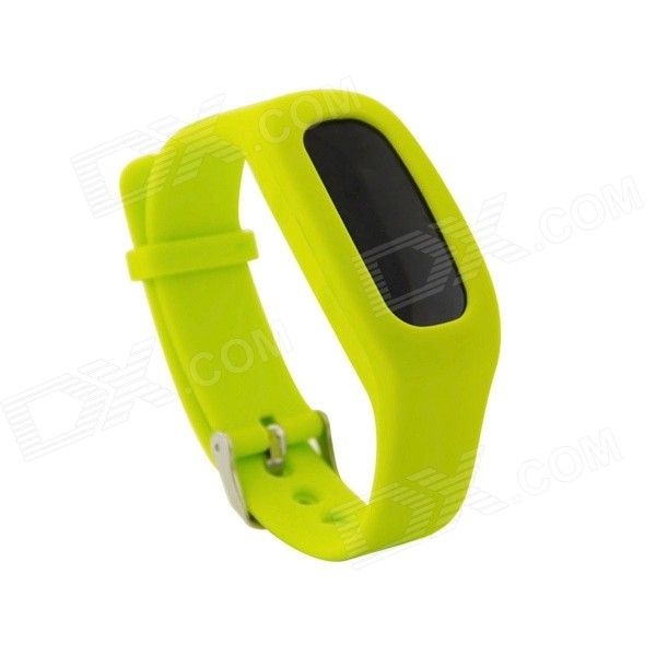 Bluetooth Smart Bracelet with Pedometer / Calorie Function / Call Reminder / Anti-Lost Alarm u80 smart watch with pedometer function