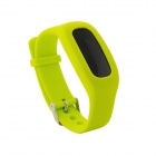 Bluetooth Smart Bracelet with Pedometer / Calorie Function / Call Reminder / Anti-Lost Alarm