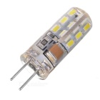 G4 1.5W 100lm 24-SMD 3014 LED Bluish Light Lamp Bulb (220V)