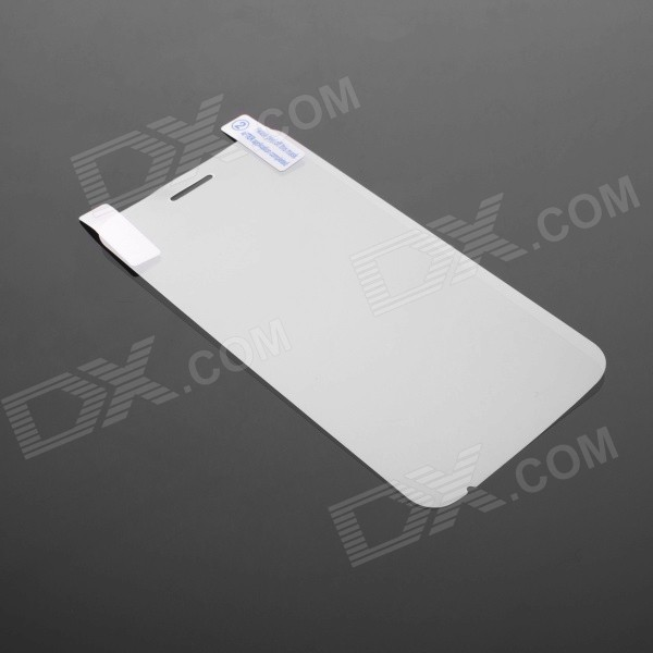 JUSTONE J121 Glossy PET Screen Protectors w/ Cleaning Cloth for Doogee DG310 - Transparent (2 PCS)