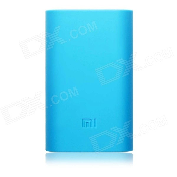 все цены на Protective Silicone Case for Xiaomi 5200mAh Power Bank - Blue
