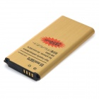 2500mAh batterie li-ion pour samsung galaxy S5 Mini / SM-G800 - or