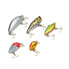 Five Set of Hard Bait Suit - Multicolor (5PCS)