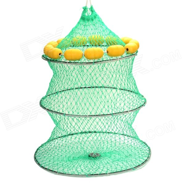 Fish Guard with many floats - Green and Yellow - Black Friday Seckill - Cell Phones and Accessories