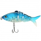 Yoshi Kawa 4-Section Fishing Lures - Blue
