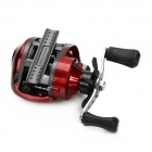 7+1 Baitcasting Reel - Red + Black